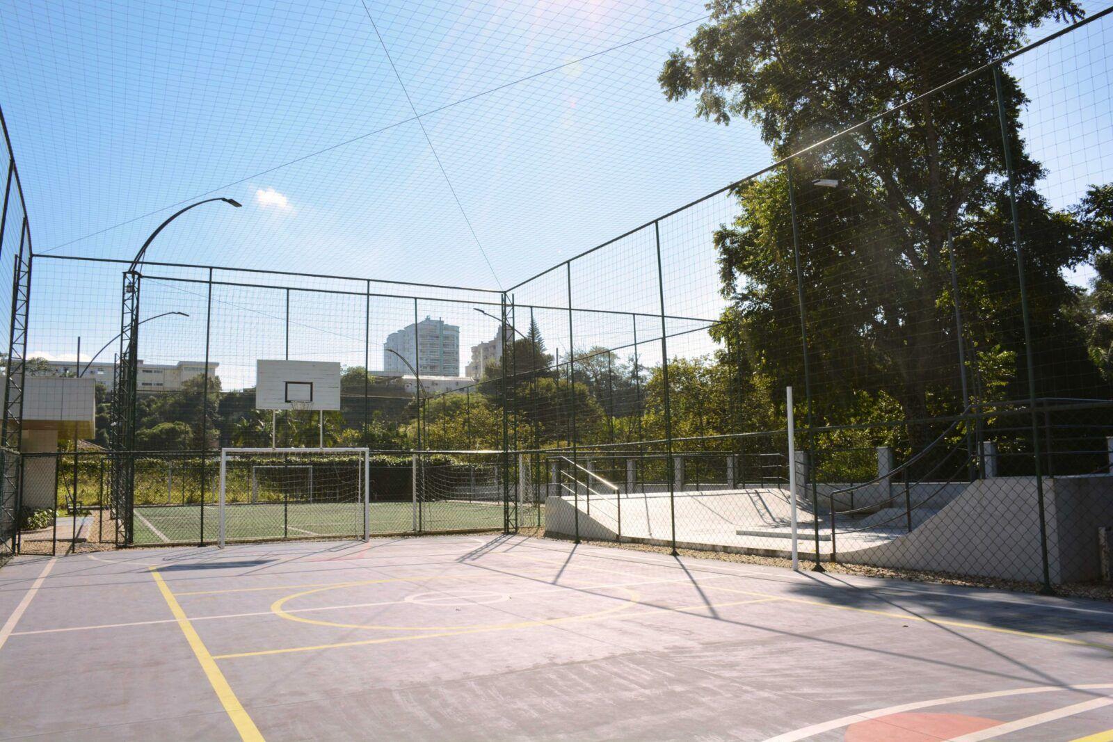 Riverside Residence Quadra Esportiva