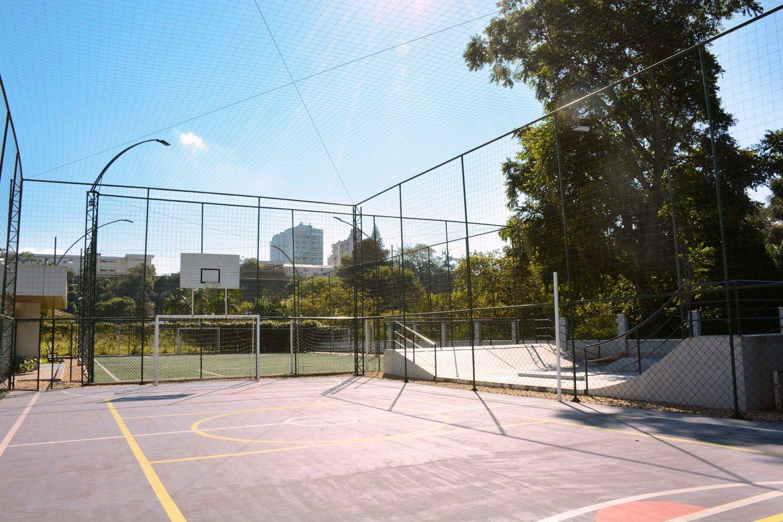Pista de Skate Riverside Residence