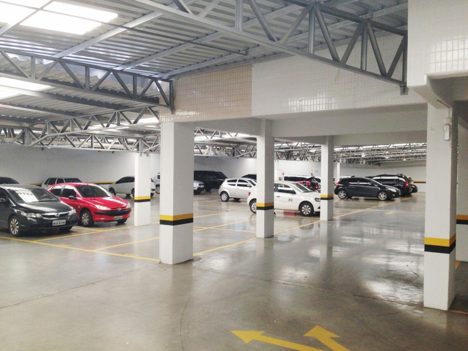 Garagem CRF Prime
