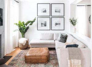 sala de estar pequena
